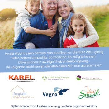 senioren in Zwolle zuid